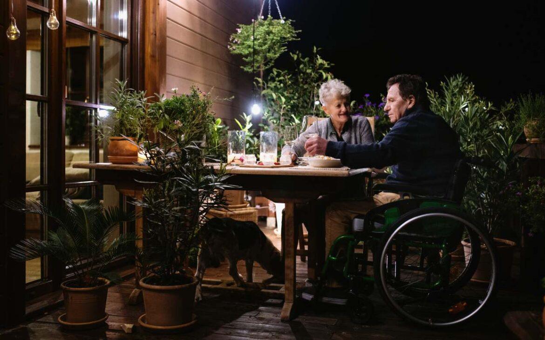 Disabled in restaurants: the fundraiser rewards ten clubs