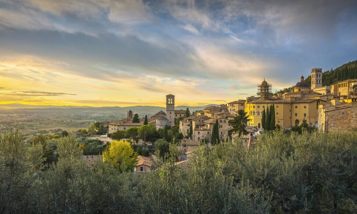 Hotels and other facilities in Umbria: the former decrease, the latter increase