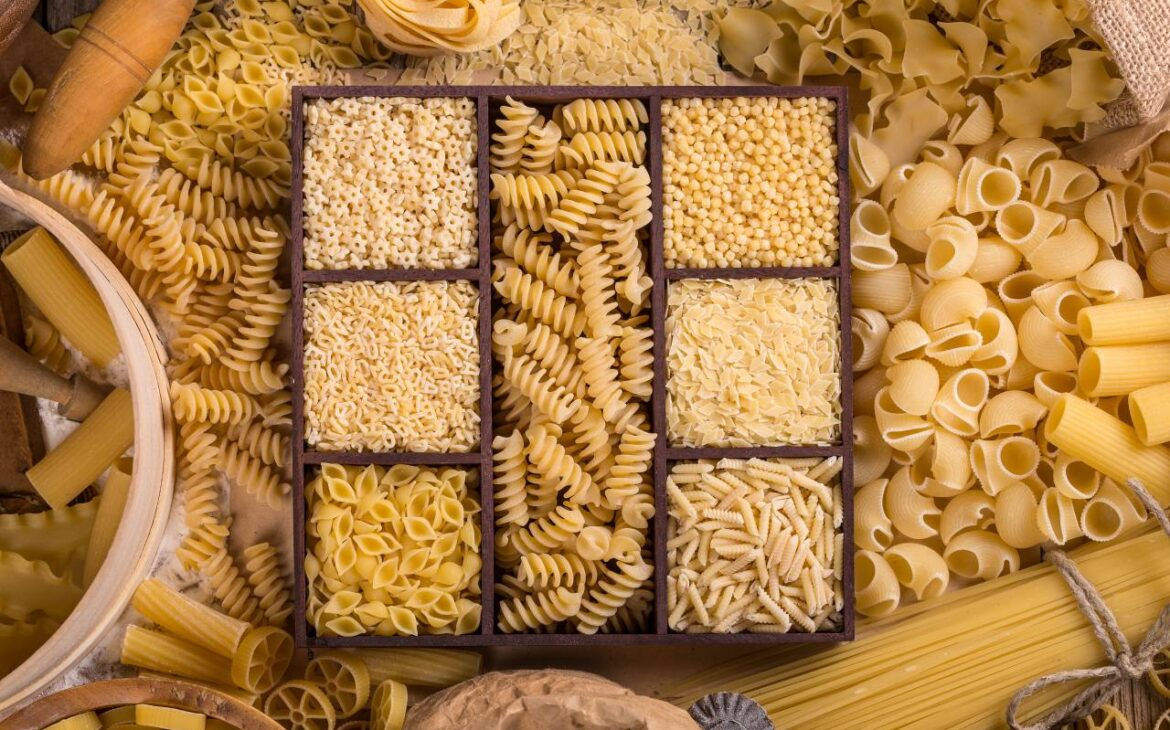 Pasta: here are the types available on the market