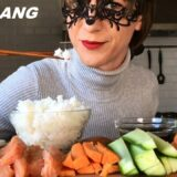 Mukbang, eat while getting richer
