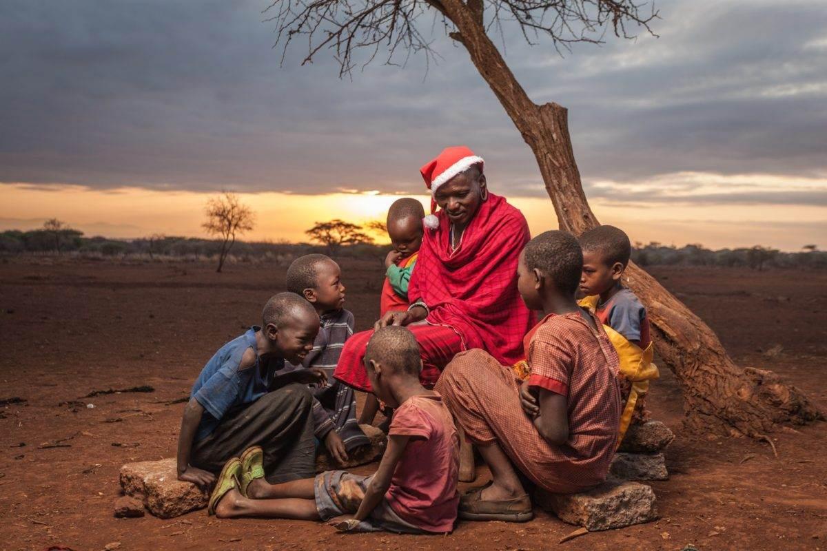 Natale in Kenya